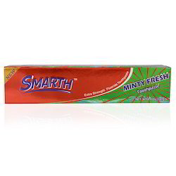 Smarth Minty Fresh Toothpaste 6.4 Oz (181g)