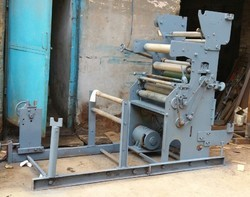 Silver Paper Roll to Roll Lamination Machine