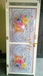 Wood Aluminum Door