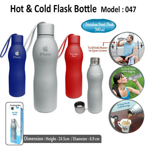 Hot And Cold Flask Bottle