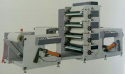 Paper Cup Raw Four Color Printing Machine