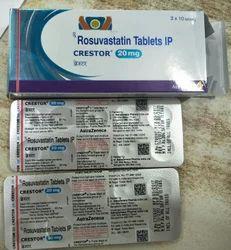 Crestor 20mg Tablet