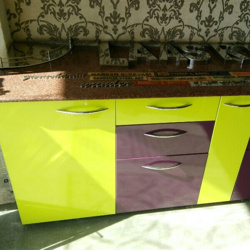 Kitchen Art Trolleys Manufacturer From Vapi