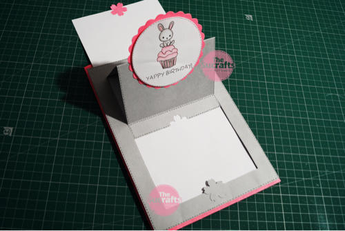Birthday Fancy Card Handmade Greeting Cards