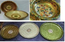 Menakari Plates And Bowls