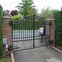 Motorised Swing Gates