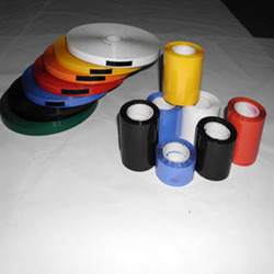 Single Sided Hot Stamping Marking Tape, Size: 1 inch