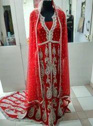 Sudhhz Bridal Wear Heavy Stone Embroidered Maxi