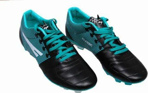 Sega Men classic football shoes, Rs 400