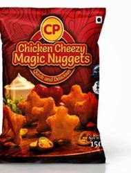 Chicken Cheezy Magic Nuggets
