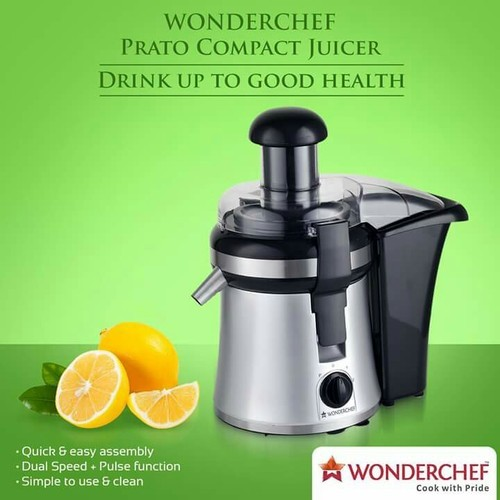 Wonderchef Prato Juicer Compact