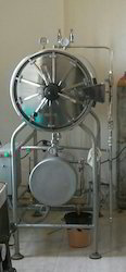 Horizontal Sterilizer 20 X 48
