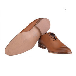 Men Brown Formal Shoes, Size: 6 to 14