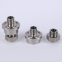 Steel Polished Turned Metal Components, For In Cnc Machines