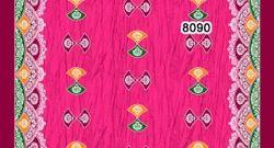 Formal And Nightwear Printed Ladies Dress Fabrics