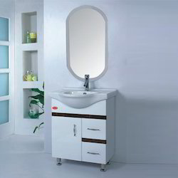 pvc design bathroom cabinet