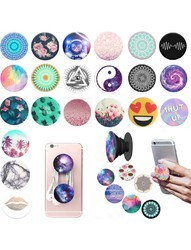 Jtk Mix Mobile Pop Socket, Size: Medium