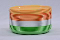 11 Round Plate