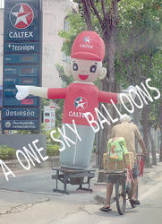 Standing Inflatable