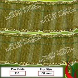 Designer Frill Lace