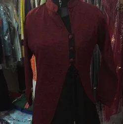Woollen Designer Kurti