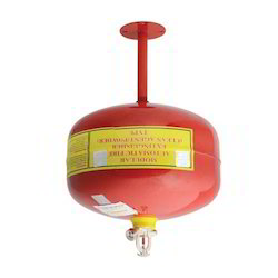 5kgs Automatic Modular Fire Extinguisher