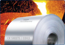 Tata Steelium Cold Rolled Steel, Tata Steel Coil, For Pharmaceutical/Chemical Industry