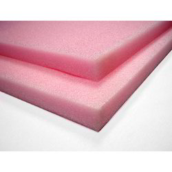 Pink PU Soft Foam