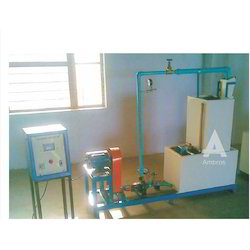 Multi Stage Centrifugal Pump Test Setup