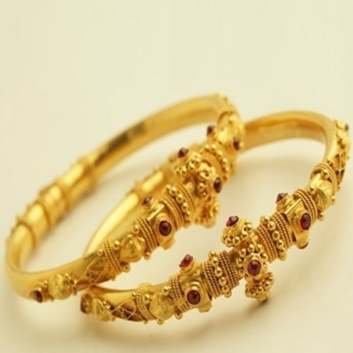 jewelry bangles jewellery antique gold kundan whatsapp bracelet finish