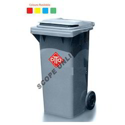 Two Wheeled Dustbin 240 Ltr