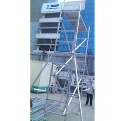 Tiltable Mobile Tower Ladder for Hire
