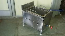 Gas French Deep Fryer