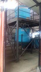 Electro- Coagulation Waste Water Treatment Plant