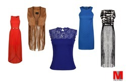 Ladies Garment Photography
