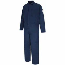 Men Blue Industrial Uniform