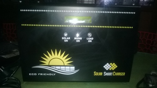 Solar Smart Charger