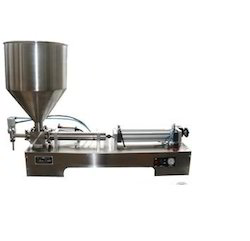 smartpack Paste Filling Machine SPS 103 Pneumatic Type
