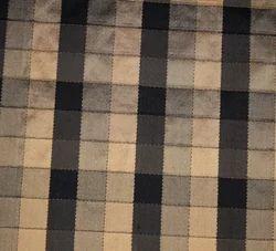 Dobby Checks Fabric