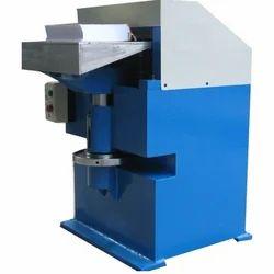 Semi-Automatic Mild Steel Book Back Rounding Binding Machine