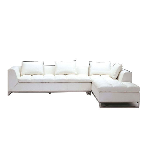 Contemporary Leather Sofa at Rs 60000 /piece | Samkaleen Chamde Ka ...