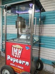 Industrial Pop Corn Machine