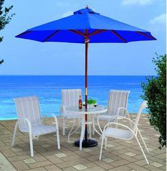 Garden Rattan Furniture Set