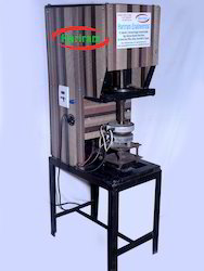 Semi Automatic Bowl Making Machine Single Die