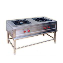 Indian And Chinese Cooking Range