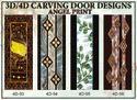 Digital Door Paper Print Door Laminates
