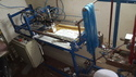 Semi Automatic Lanyard Flat Screen Printing Machine
