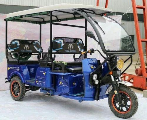Evor Electric Penger Rickshaw