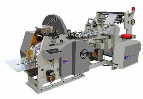 automatic food bag making machine rs 375000 unit happy mechanical