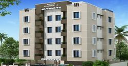Residential 2BHK Flats, Size/ Area: 1050 Square Feet